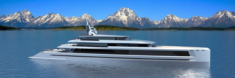 Motor Yacht Sunset Alejandro Crespo Yacht Design