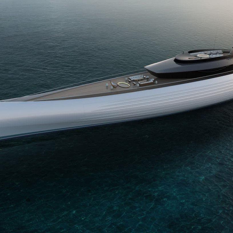 Tuhura Motor Yacht Oceanco