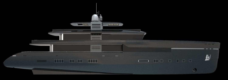 Apeiron Yacht Ridman Studio