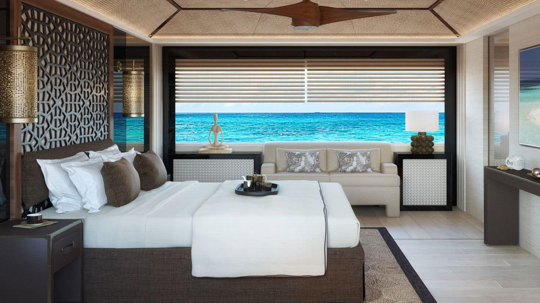Dynamiq GTT 165 Motor Yacht Interior Design