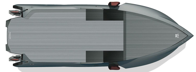 Foiler Foiling Boat