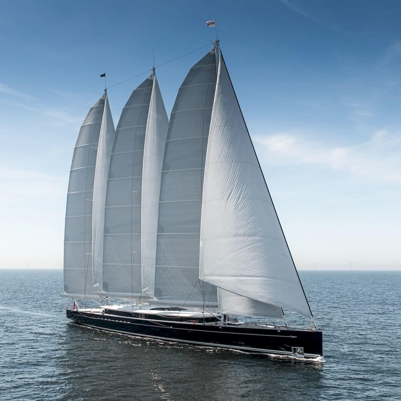 Sailing Yacht SEA EAGLE II