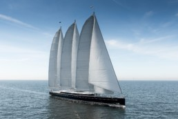 Sailing Yacht SEA EAGLE II