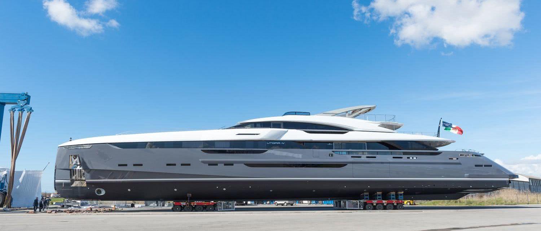 Motor Yacht Utopia IV Rossinavi