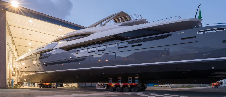 Motor Yacht Utopia IV Rossinavi Arrabito Naval Architects