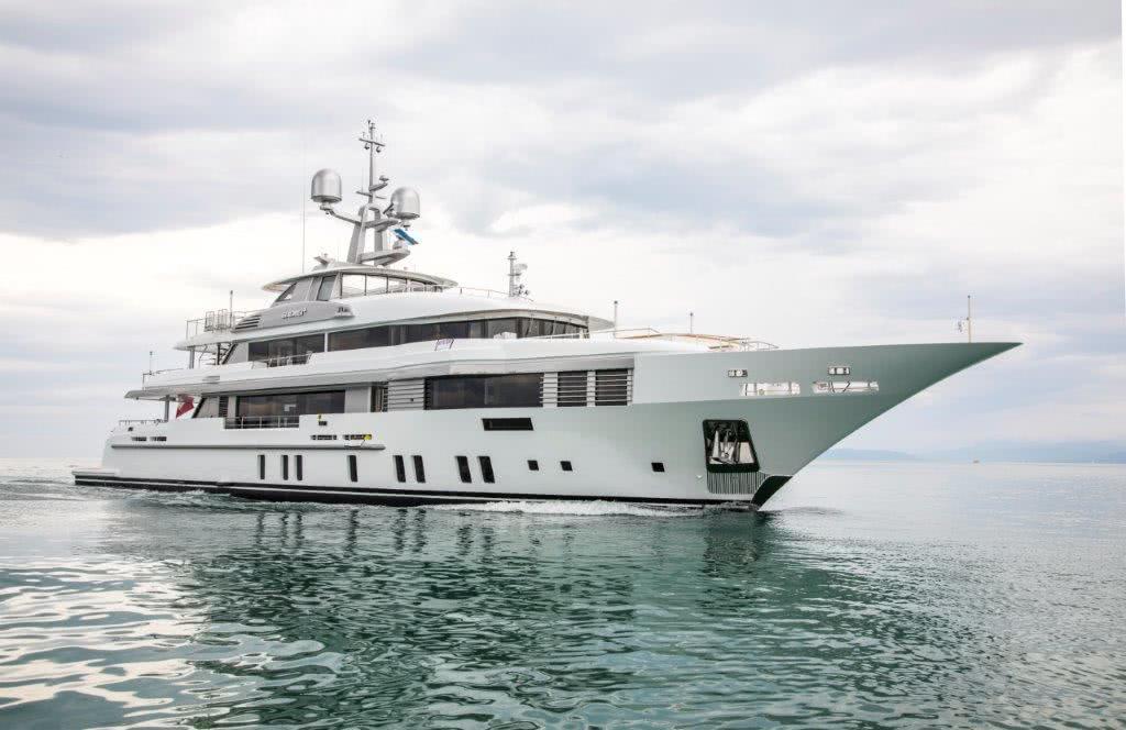Eleldrea+ Motor Yacht Benetti