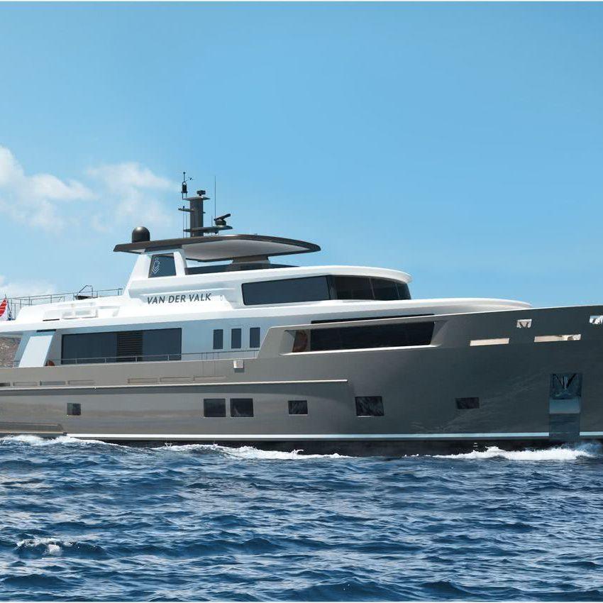 28m Explorer Yacht Van der Valk
