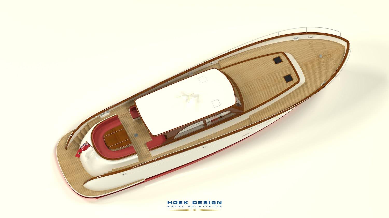 Stargazer Yacht Hoek Design
