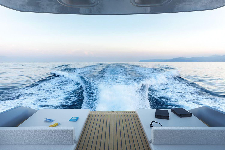 Phoenix S50 Motor Yacht