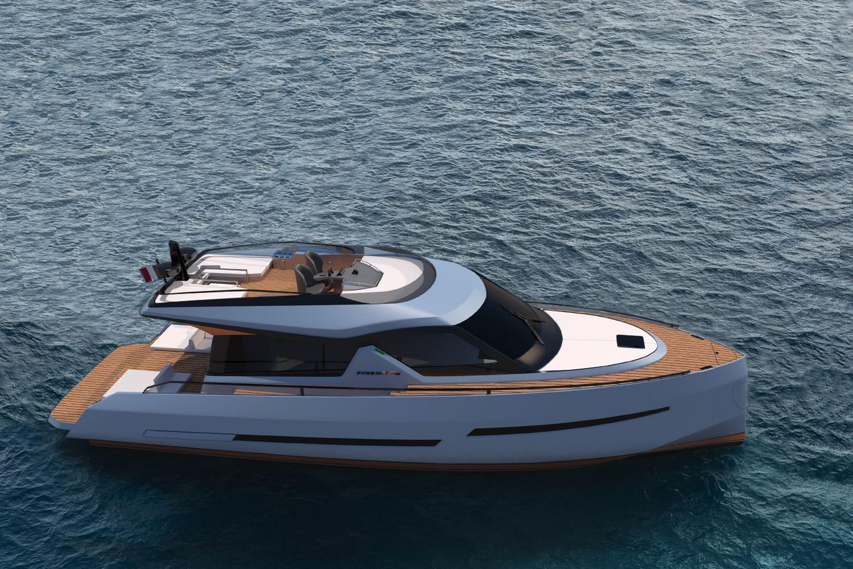 Phoenix S50 Motor Yacht Laura Cesca