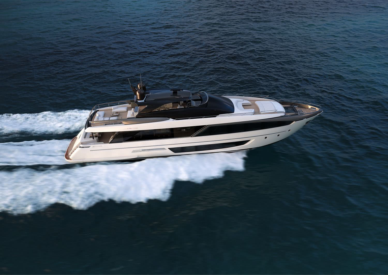 Riva 110 Dolcevita Motor Yacht