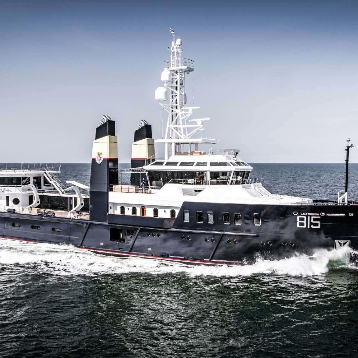 Motor Yacht Sherpa Feadship