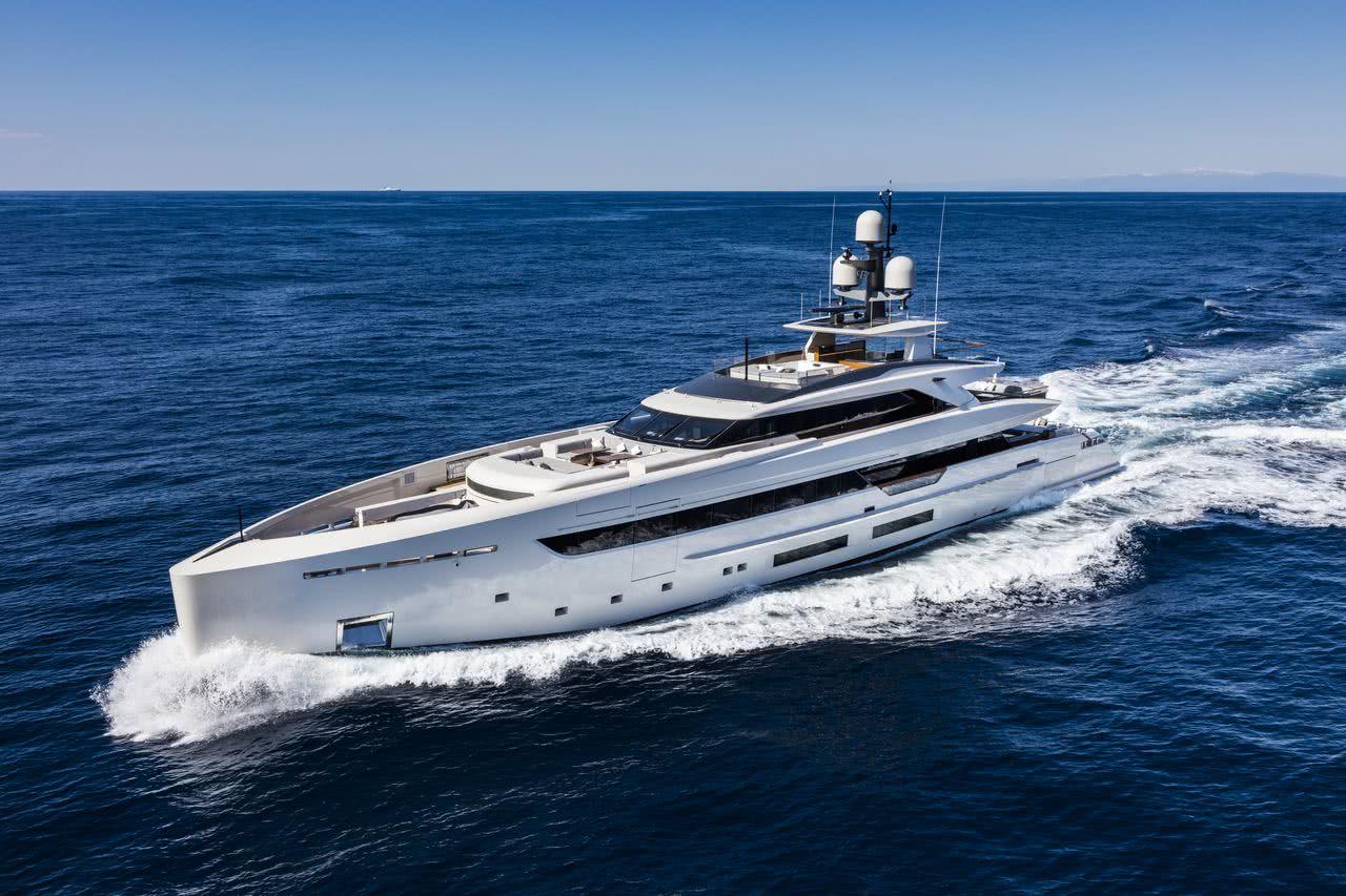 Elettra Motor Yacht