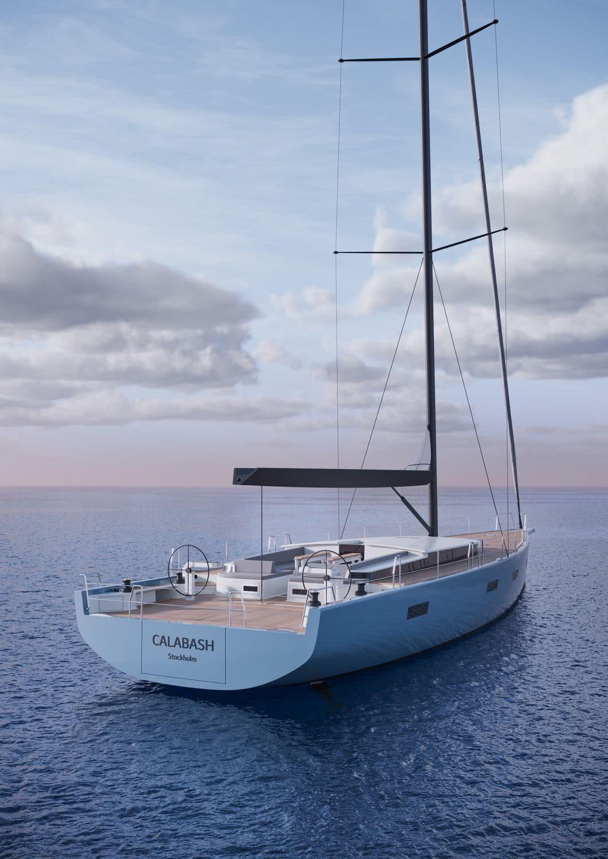 Y7 Tripp 70 Y Yachts Sailing Yacht