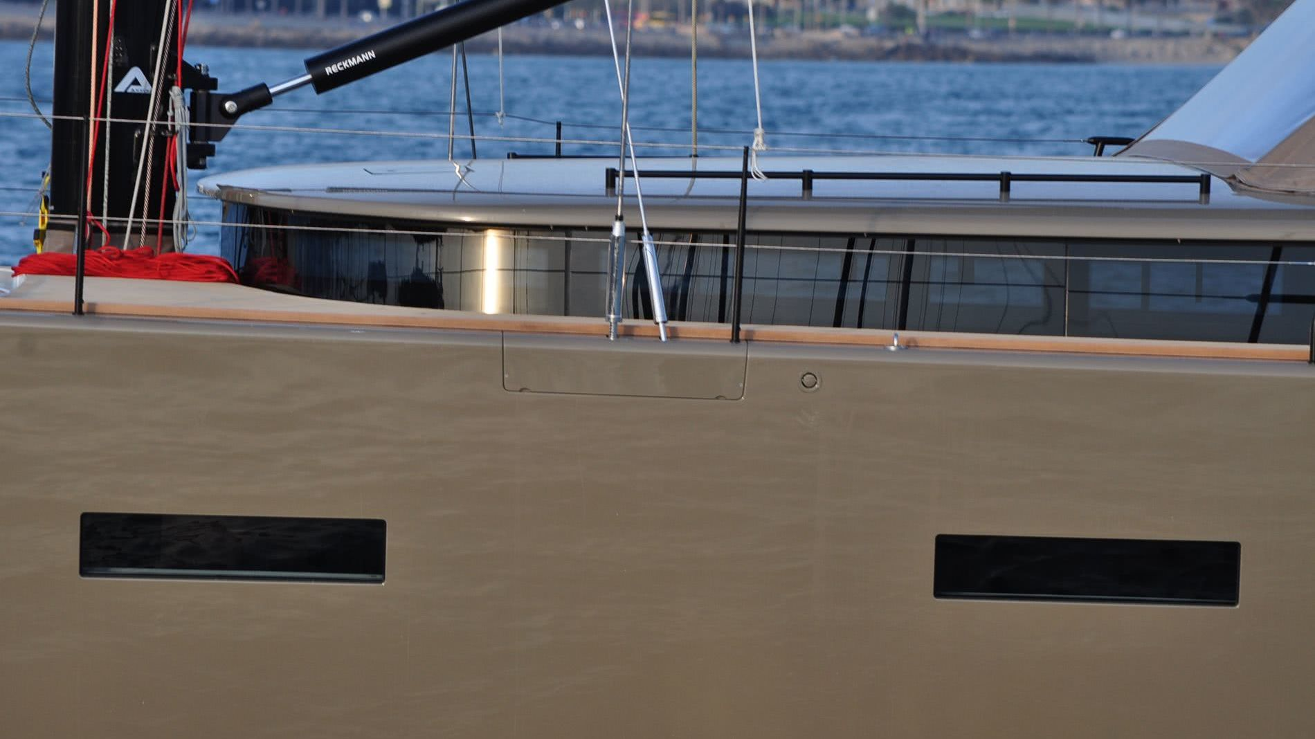 Sailing Yacht Y7 Bella
