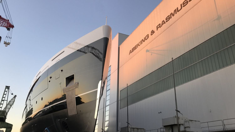 Motor Yacht Elandess Abeking