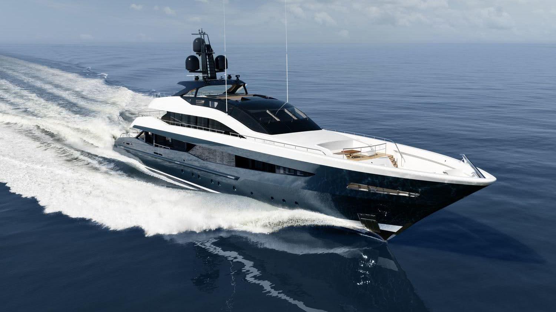 Motor Yacht IRISHA Heesen Yachts