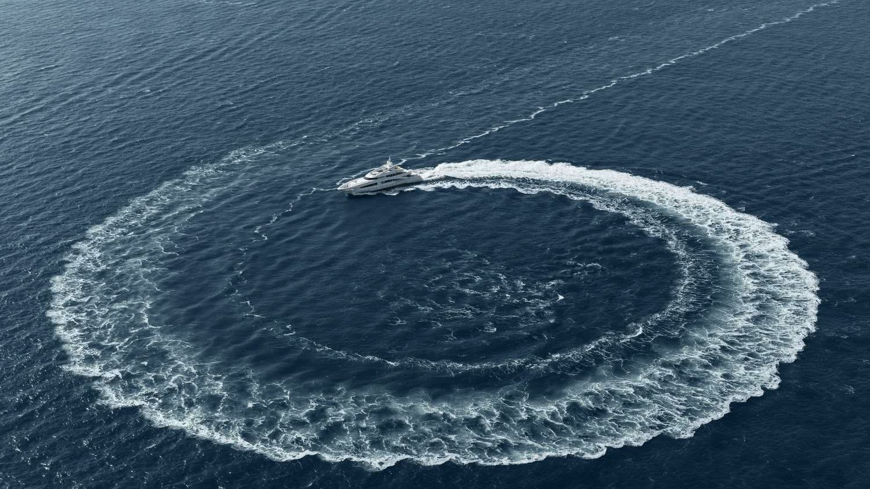 Motor Yacht WHITE Heesen Yachts