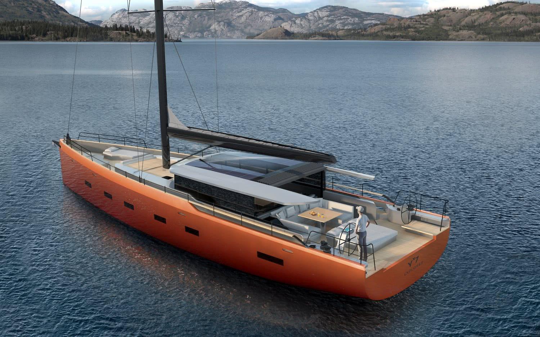 Yx7 Explorer Sailing Yacht Y Yachts