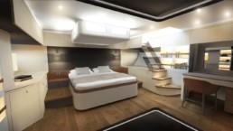 Yx7 Explorer Sailing Yacht Y Yachts Interior