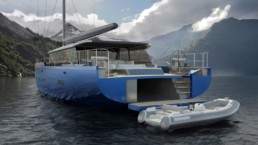 Yx7 Explorer Sailing Yacht Y Yachts