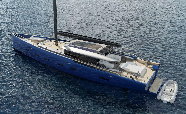 Y Yachts Yx7 Sailing Yacht