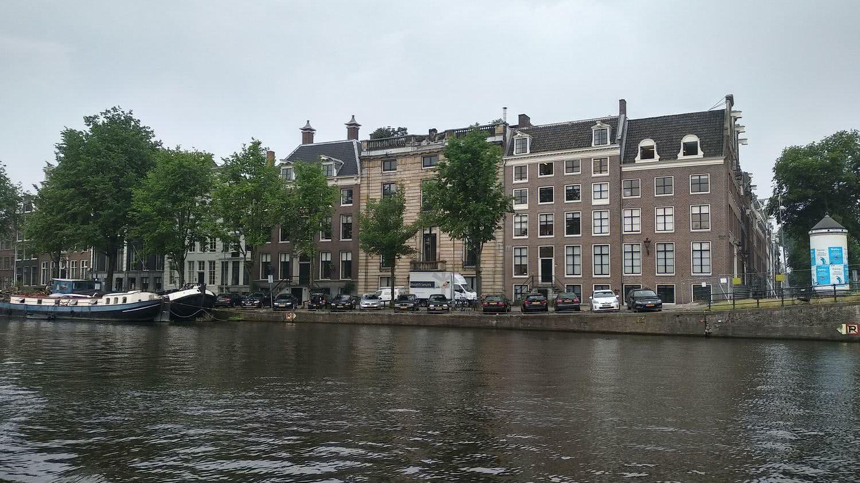 Amsterdam hiswa press tour 2018