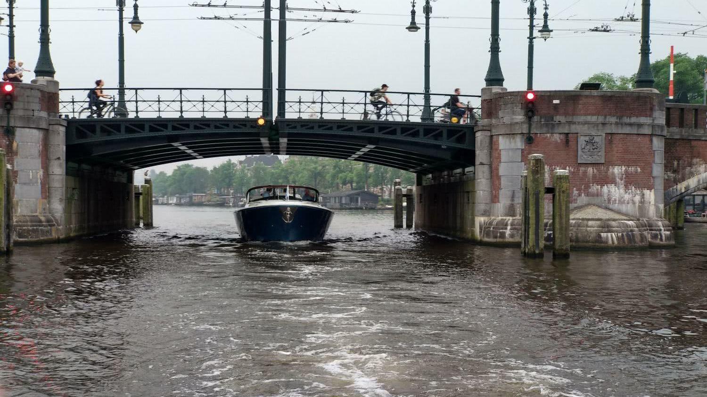 Amsterdam hiswa press tour 2018 wajer yachts