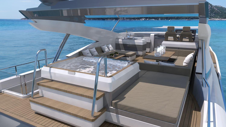 Motor Yacht Pearl 95