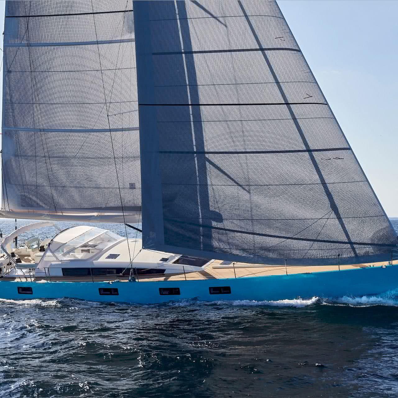 Sailing Yacht BASYC JFA Yachts