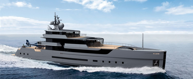 Galana Nicolo Piredda Yacht Design