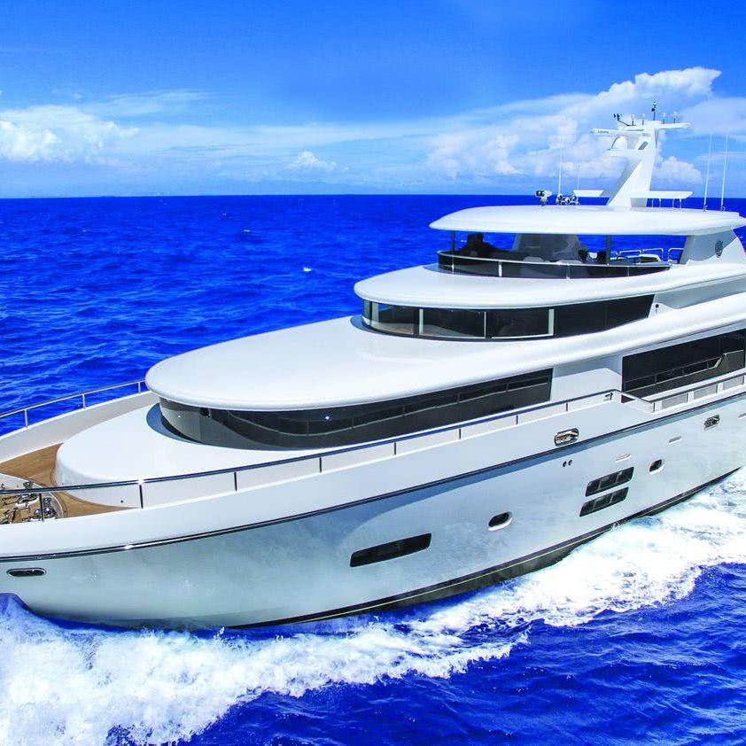 Motor Yacht Johnson 93