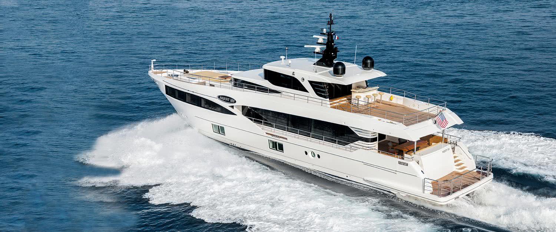 Majesty 100 Motor Yacht
