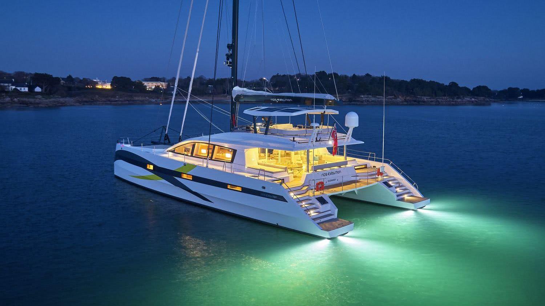NDS Evolution Sailing Yacht jFA Yachts