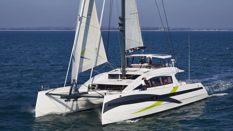 NDS Evolution Sailing Catamaran jFA Yachts