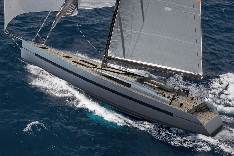 Sailing Yacht Nami 78 Nicolo Piredda