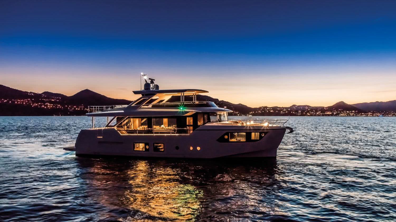 Navetta 73 Luxury Motor Yacht