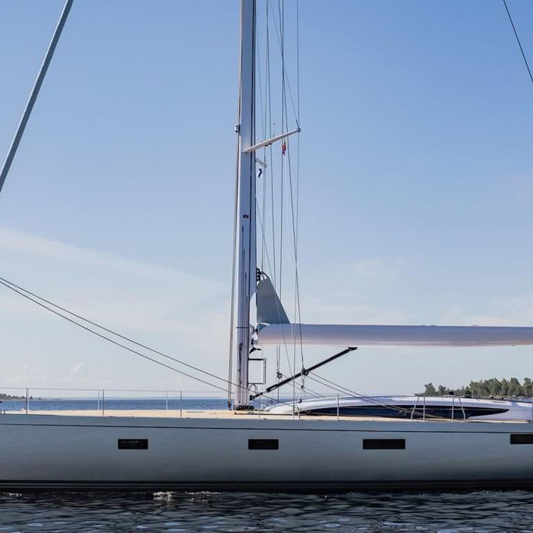 Baltic 67 Performance Cruiser Sailing Yacht