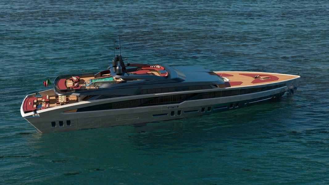 Bandida Motor Yacht Concept
