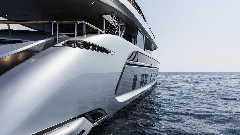 Dynamiq GTT 115 Porsche Design Motor Yacht