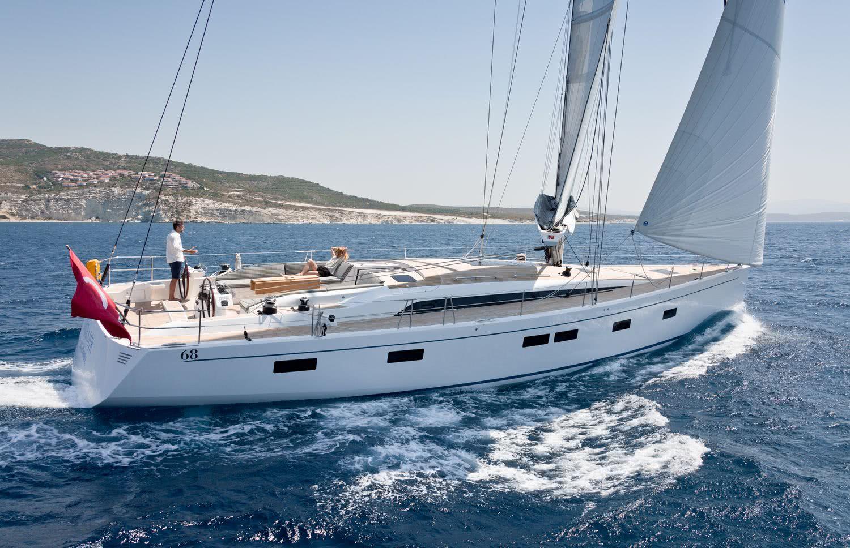 Euphoria 68 Sailing Yacht Frers Design