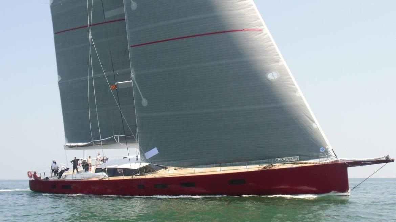 Nomad IV Sailing Yacht Maxi Dolphin