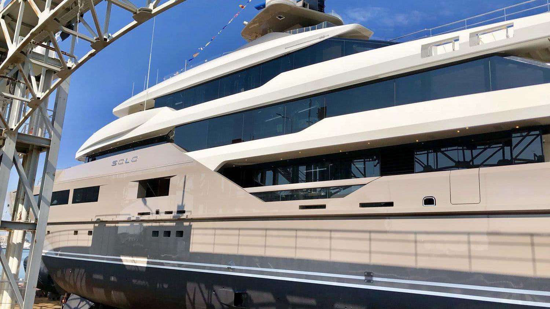 SOLO Motor Yacht Tankoa S701
