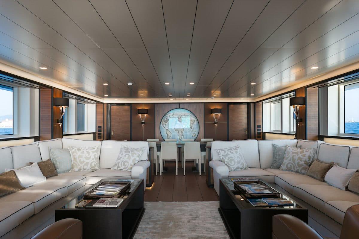 Stella di Mare Explorer Motor Yacht Interior