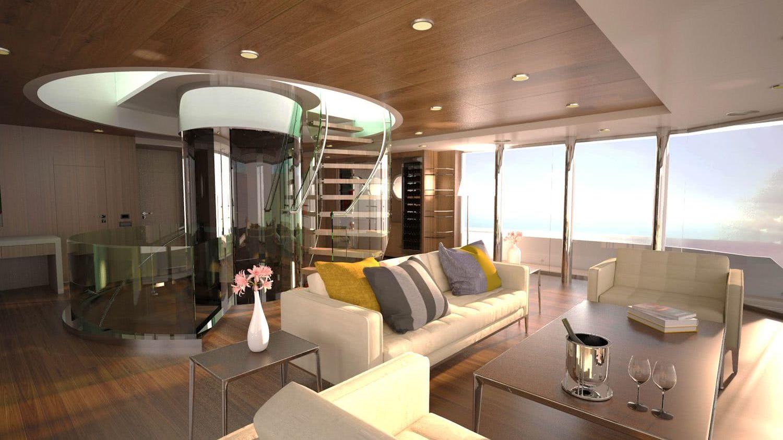 Beyond Yacht Diana Yacht Design