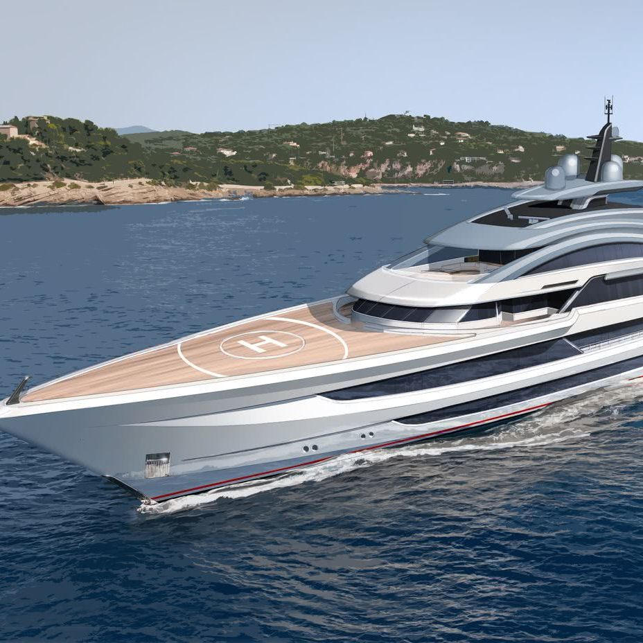Cosmos Motor Yacht Heesen Yachts