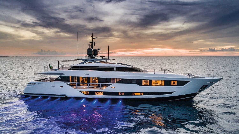 Custom Line 120 Motor Yacht