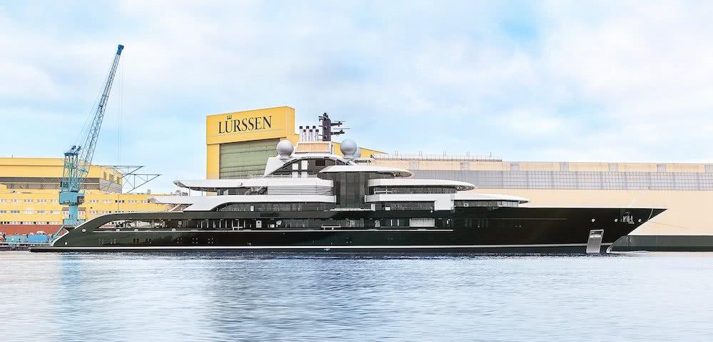 Crescent Yacht Lürssen