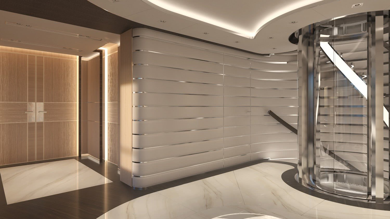 Cosmos Motor Yacht Heesen Yachts Interior