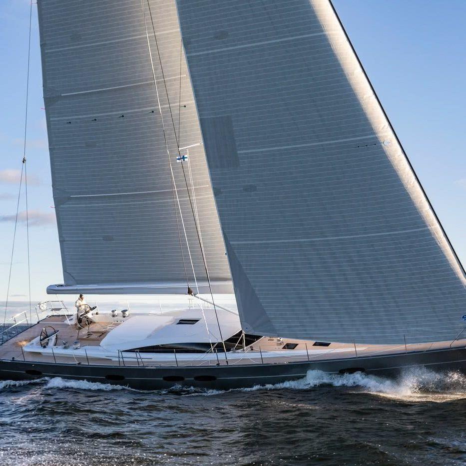 Baltic 85 Custom MINI Y Sailing Yacht